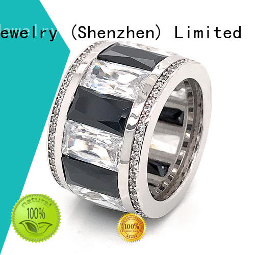 BEYALY promise platinum ring sets for men