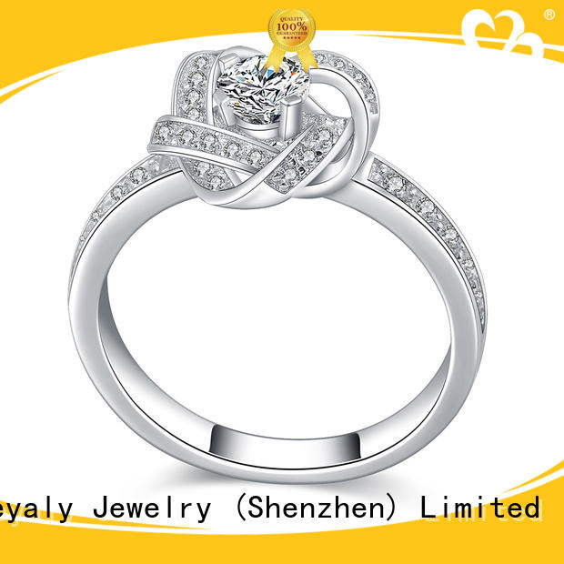 BEYALY stainless best looking diamond rings for business for wedding