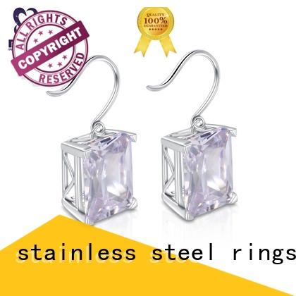 BEYALY Wholesale cz stud earrings factory for anniversary celebration