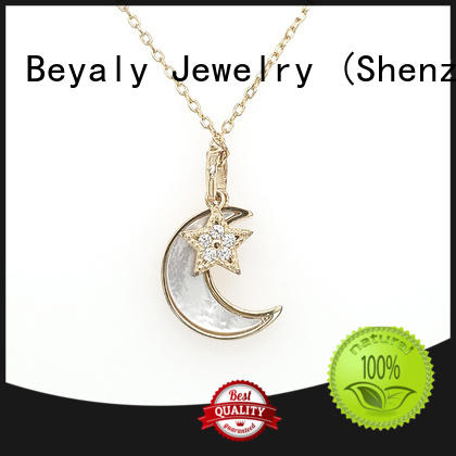 BEYALY New initial jewelry factory for wife