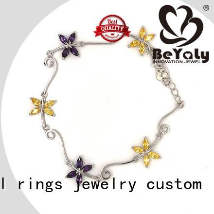 Custom silver cuff bracelet bracelet Suppliers for ceremony