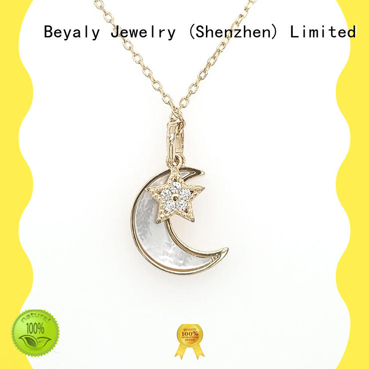 colorful initial jewelry stock factory for girls