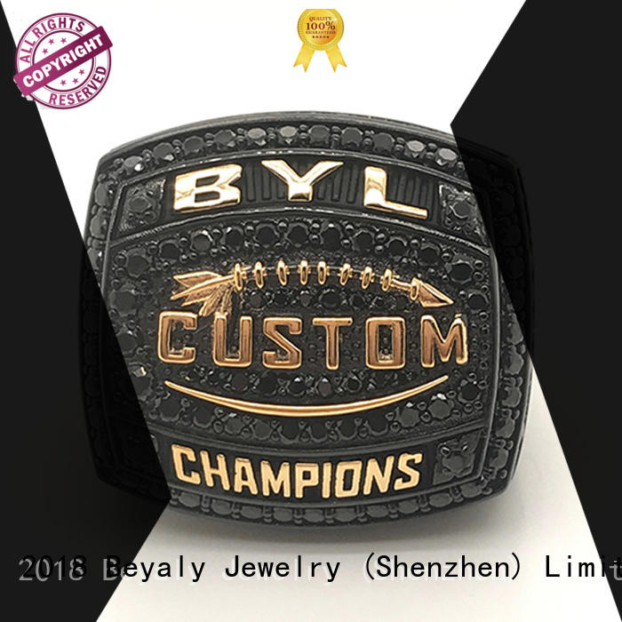 BEYALY popular championship rings supplier for athlete