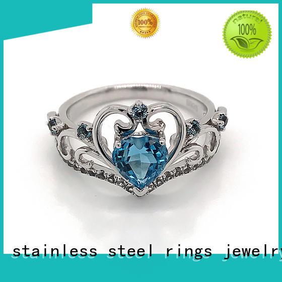 BEYALY exotic platinum diamond rings sets for men