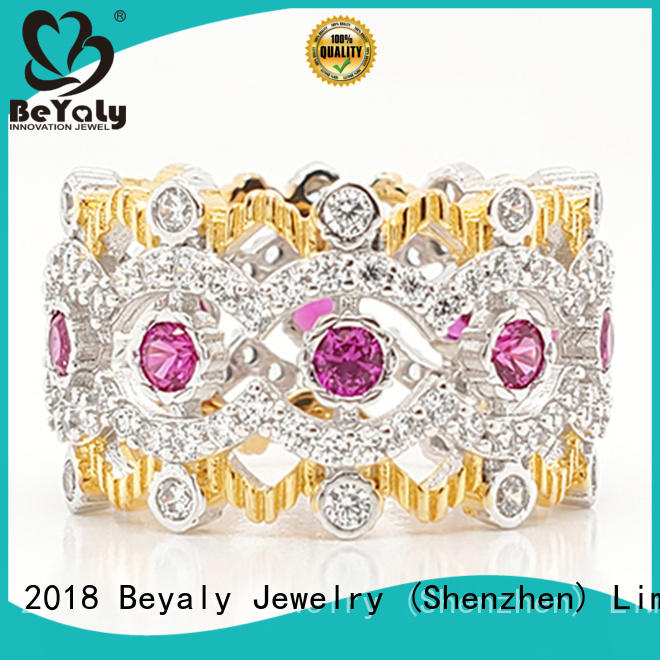 high quality princess crown ring supplier for wedding