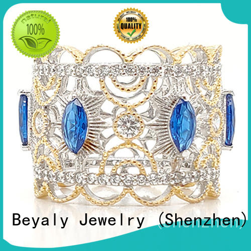BEYALY crown ring jewelry manufacturers for men