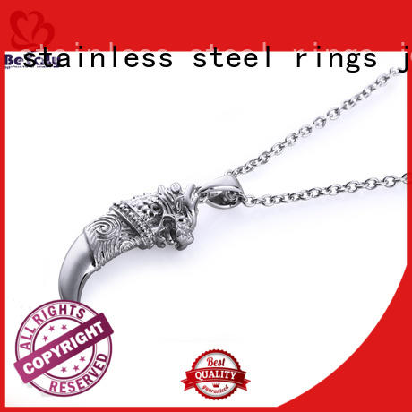 tooth pendant necklaces with good price for ladies BEYALY