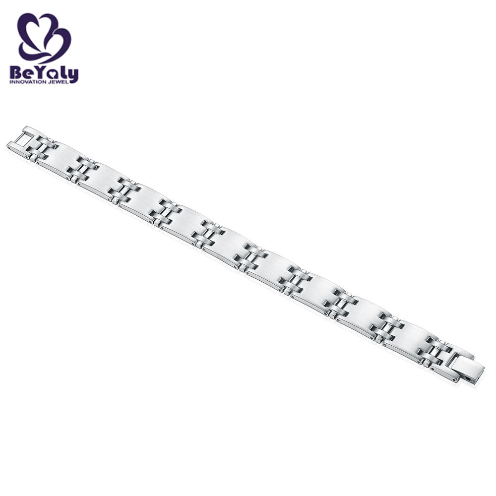 BEYALY Latest gold expandable bangle bracelet factory for anniversary celebration-1