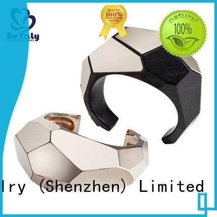 BEYALY snap sterling cuff bracelets manufacturers for business gift