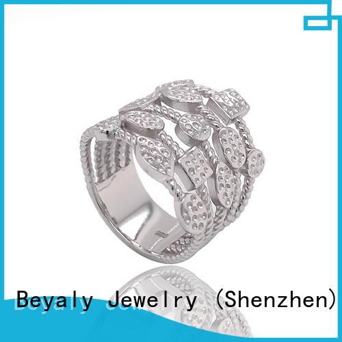 BEYALY Wholesale favorite wedding rings factory for men