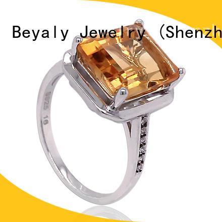 BEYALY customized popular wedding ring designers factory for men