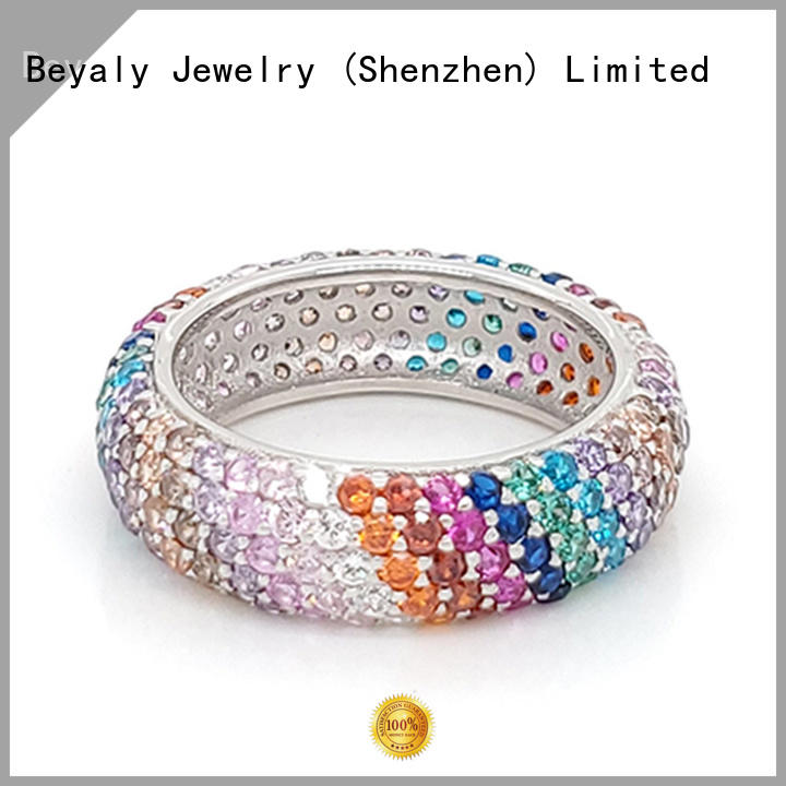 Latest jewelry stones jewelry factory for daily life