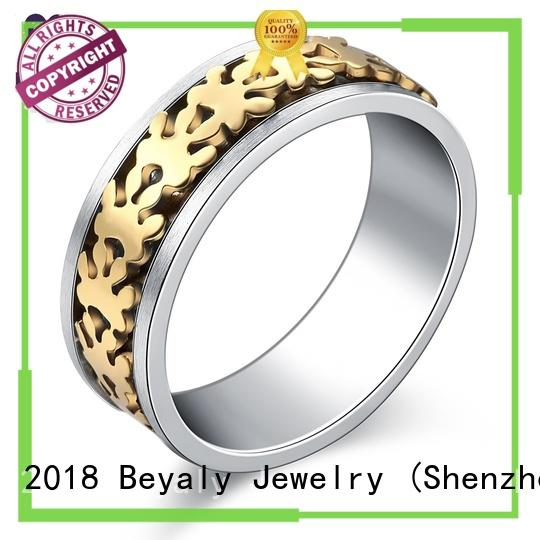 BEYALY popular Common ring cubic for anniversary