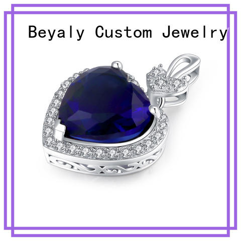 BEYALY metal charm jewelry necklaces