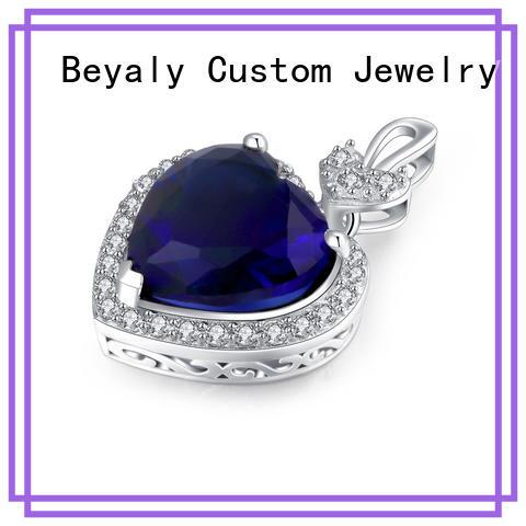 BEYALY metal charm jewelry necklaces