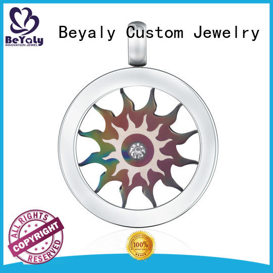 BEYALY custom custom made gold charms for ladies