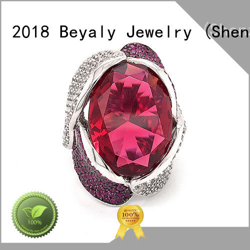 BEYALY promise sterling silver ring online for daily life