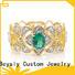 BEYALY Best queen crown ring online manufacturer for men