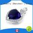 BEYALY custom clover pendant for girls