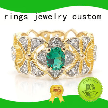 BEYALY personalized crown ring Supply for women
