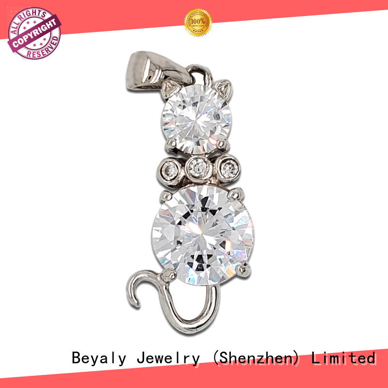 BEYALY shaped dog jewelry inquire now for wife