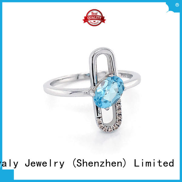 BEYALY plated best proposal ring design factory for men