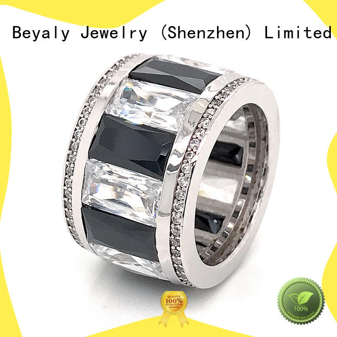 BEYALY Best platinum diamond rings Supply for daily life