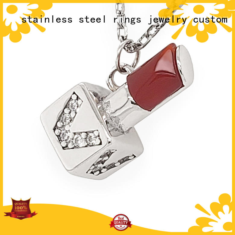 New jewelry blank design manufacturers for wife