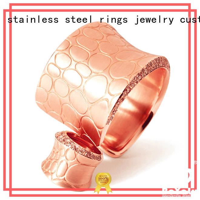 BEYALY Wholesale sterling silver cuff bracelet for business for advertising promotion