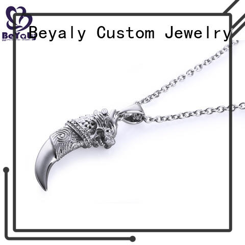 BEYALY tag female necklace chain inquire now for girls