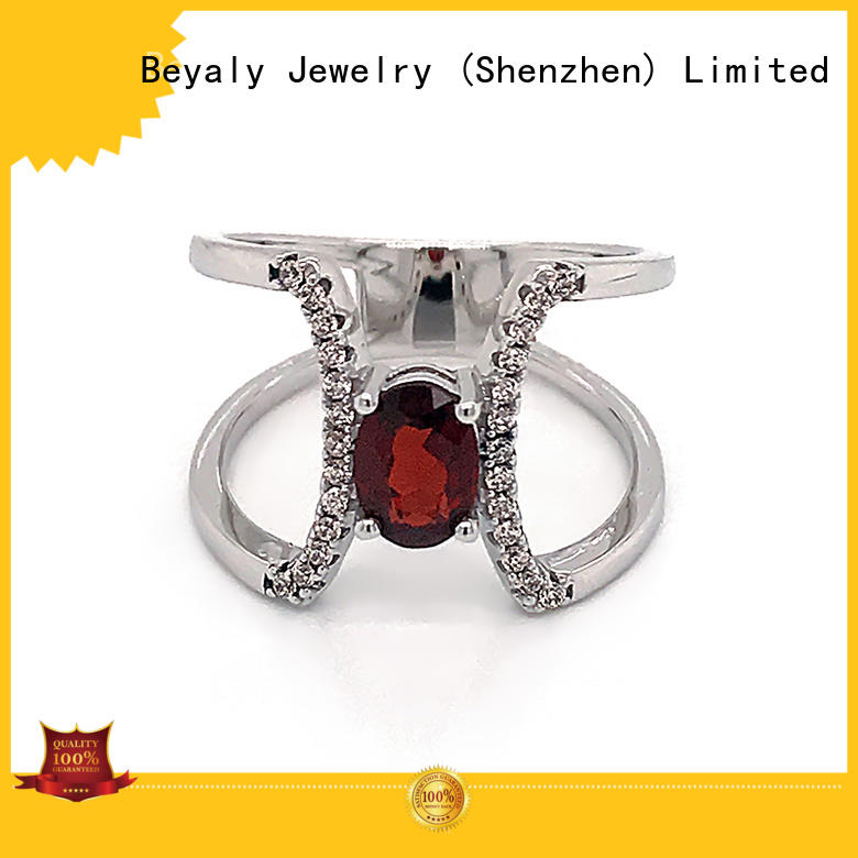 BEYALY Wholesale gold inital ring Suppliers for daily life