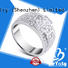 Top jewelry stone steel Suppliers for wedding