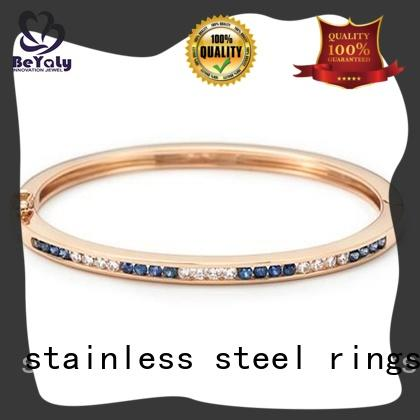 BEYALY charm cuff bangle with good price for ceremony