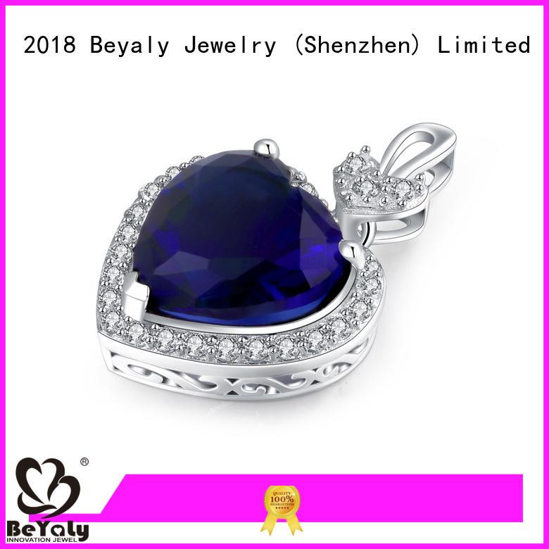 BEYALY cut silver jewelry blanks online for women