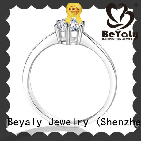 BEYALY bulk initial ring online for women