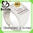 BEYALY brown sterling silver ring sets for women