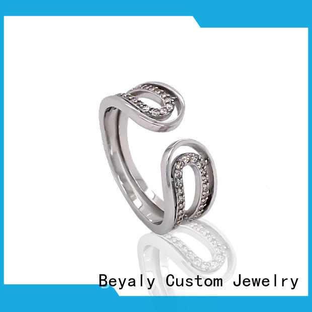 BEYALY bulk current engagement ring styles factory for men