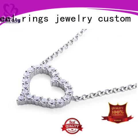 custom dog necklace letter necklace BEYALY Brand company