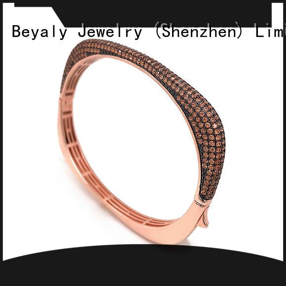 BEYALY women 3 bangle bracelet for business for ceremony
