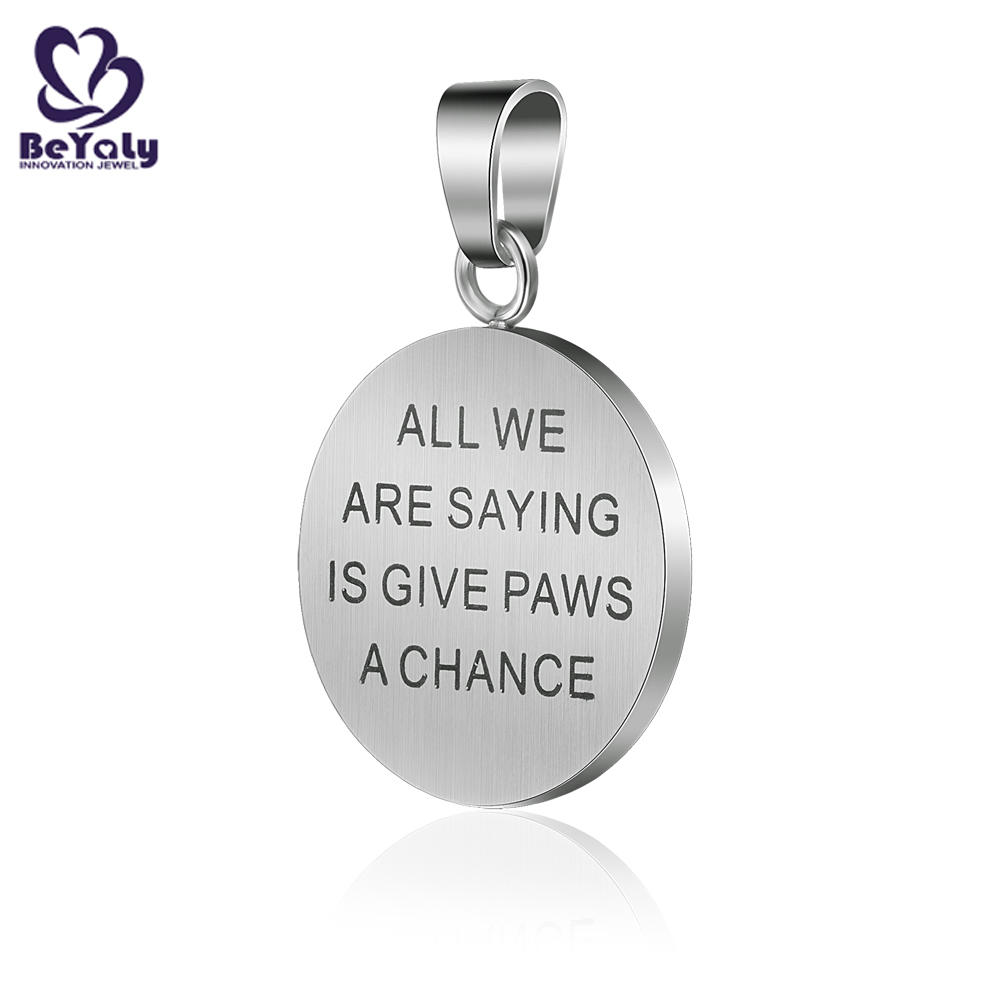BEYALY Best blank pendant for girls-2