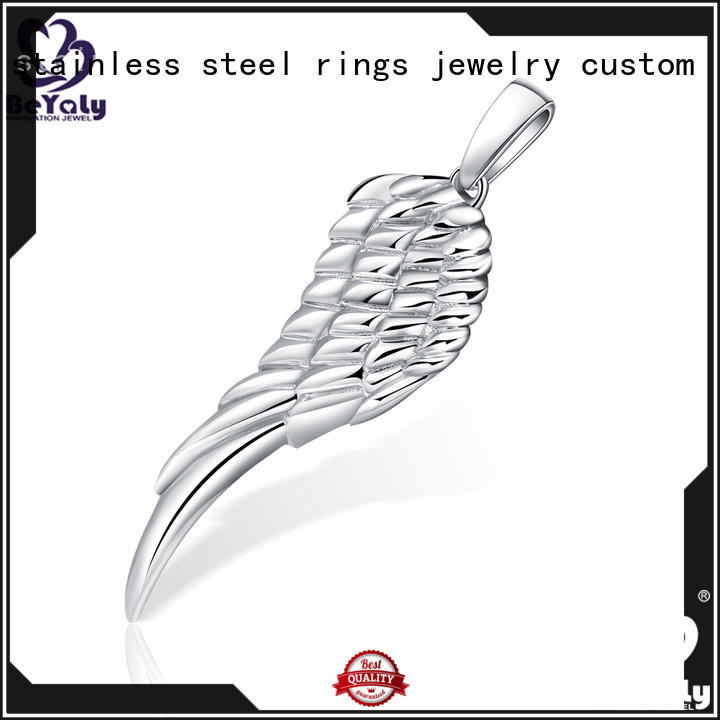 clover pendant necklace wing manufacturer for ladies