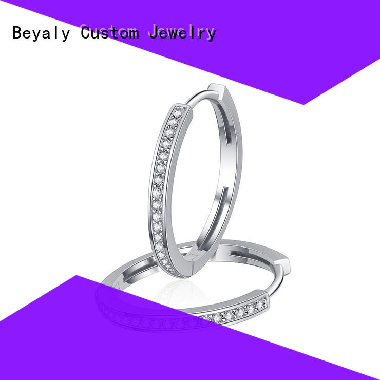 stylish buy dangle earrings jewelry Suppliers for advertising promotion