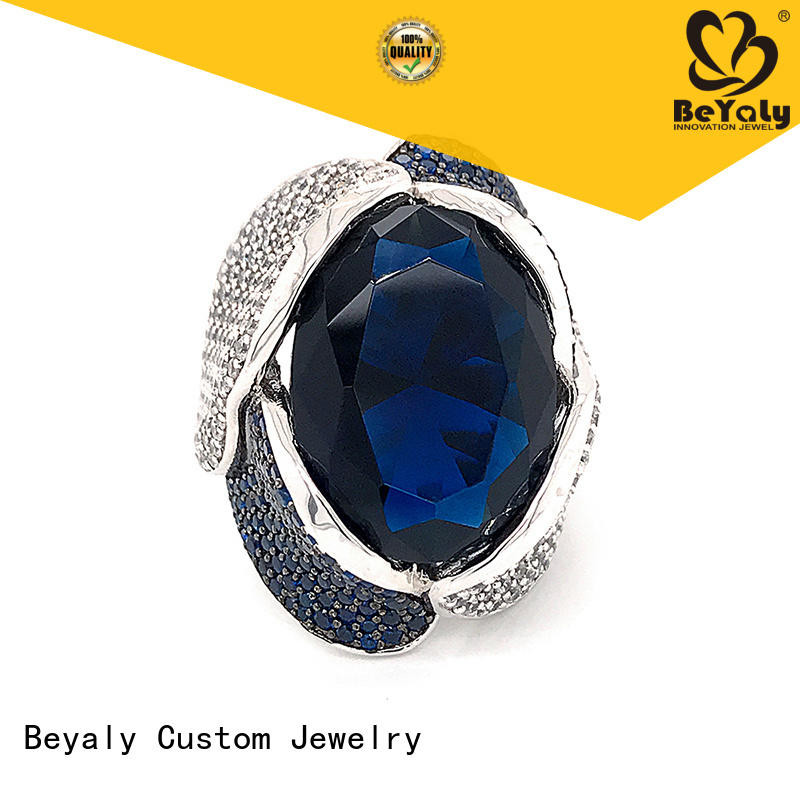 BEYALY Latest best rated engagement rings factory for daily life
