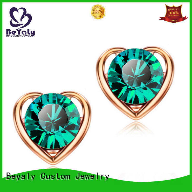 BEYALY stylish beautiful earrings for sale Supply for anniversary celebration