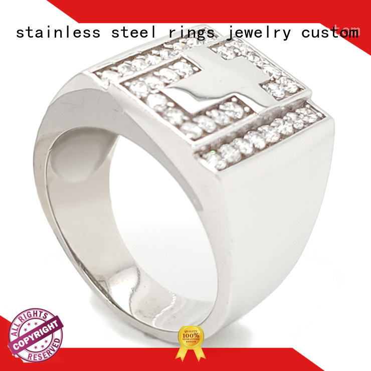 BEYALY High-quality gold inital ring Suppliers for women
