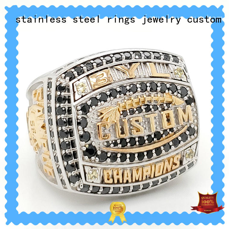 BEYALY customized national championship rings sets for player