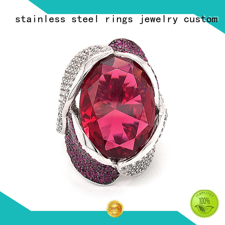 BEYALY Custom gold inital ring for business for wedding