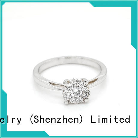 BEYALY plating top diamond ring designers Suppliers for daily life