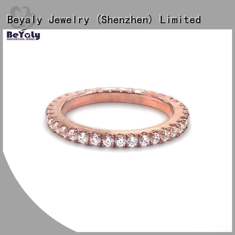 BEYALY New popular wedding ring designers manufacturers for wedding