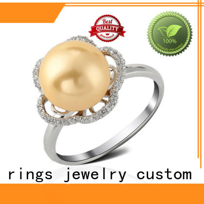 BEYALY Top gold inital ring Suppliers for men